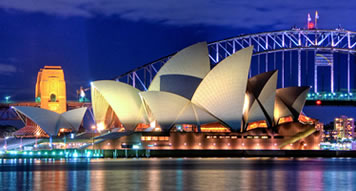 Cheap Flights to Sydney